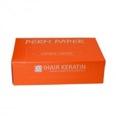 Permanent curler paper set Ihair Keratin 98 * 65mm
