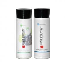 Keratin Treatment Ihair Keratin Grapes Bio kit 100ml