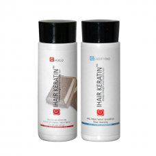 Treatment keratin kit Choco Ihair Keratin 100ml