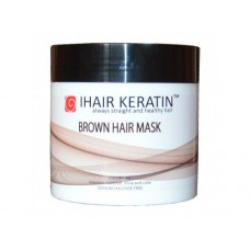 Brown Hair Mask 500 ML