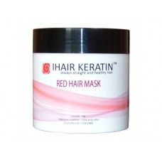 Red Hair Mask